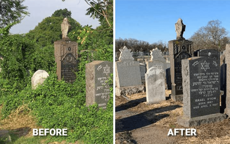 The Greater Trenton Jewish Cemetery Project, GTJCP